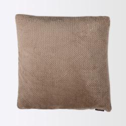 Almofada de almofada coralina de pipoca arena