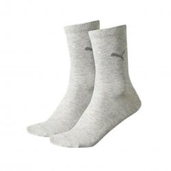 Puma classic sock grey 2 pares