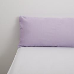 Cobertura de almofada tencel lila