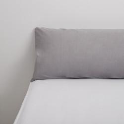 Cobertura de almofada cinzento tencel