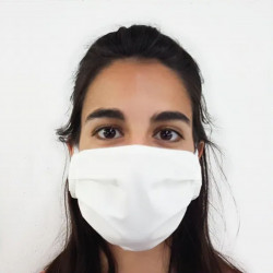 Máscara higiênica Hydroblock - embalagem de 5 unidades