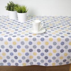 Toalha de mesa anti-manchas eco twister