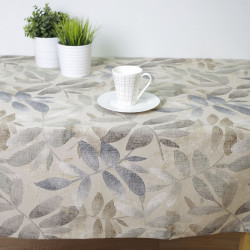 Toalha de mesa resistente a manchas eco camila c45