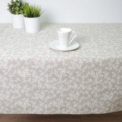 Toalha de mesa eco polar branca