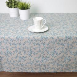 Toalha de mesa eco polar azul
