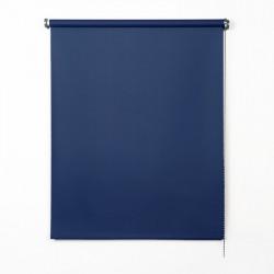 Tecido roll-up opaco azul marinho