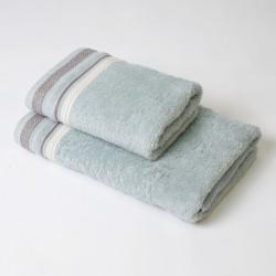 Conjunto de toalha 2p scarlett acqua