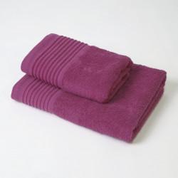 Conjunto de toalha kate rosa 2p