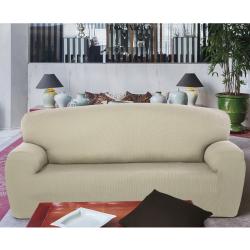 Funda sofa 2 plazas rustica