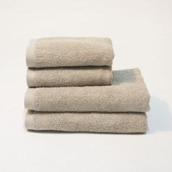 Toalha de algodão 550 gr / m2 desert