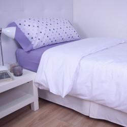 Edredão blanca hosteleria