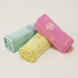 Toalete toalhas 3p. margarita
