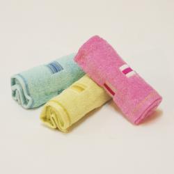 Toalete toalhas 3p. tabela