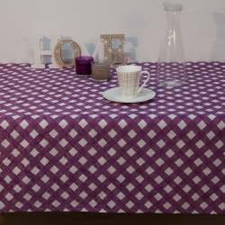 Tablecloth mancha vichy