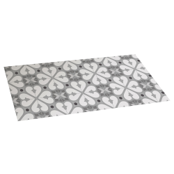 Vinil carpete cinza 50x110 bcn