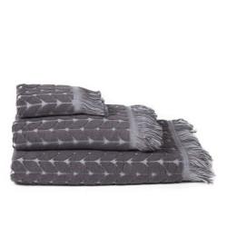 Tang jacquard gray toalha