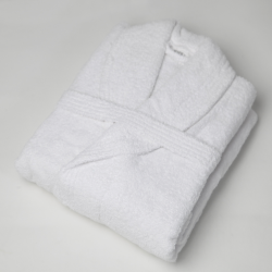 Cores bathrobe branco